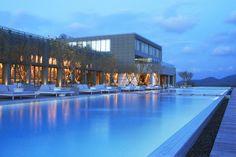 The Pool at Point Yamu #pool #thailand #phuket #luxury