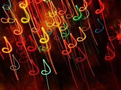 Music notes :-)