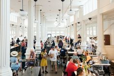 A historic food hall, St. Roch Market is a gourmet's dream, playing host to 13 individual vendor stalls representing coastal and local foods. Shop everything from freshly made bread to specialty coffee to charcuterie to small-batch jam.  St. Roch Market | 2381 St. Claude Ave.