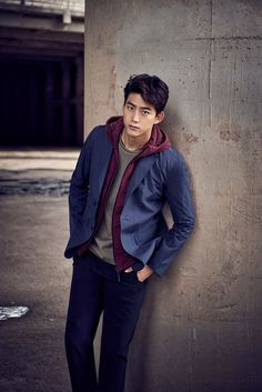 Taecyeon in Fall Activewear CF After Wrapping Up Successful tvN Drama Let's Fight Ghost. Jay Park, Bring It On Ghost, Lets Fight Ghost, Korean Star, Korean Men, Asian Men, Asian Actors, Korean Actors, Jaehyun