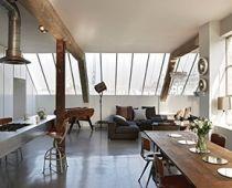 London in loft