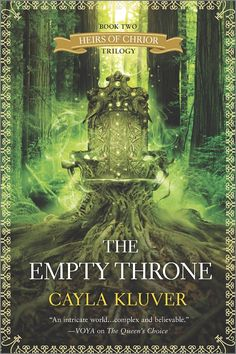 Cayla Kluver - The Empty Throne