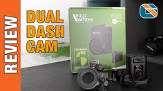 Vicovation Vico-Marcus 5 Dual Dashcam Review #DashCam