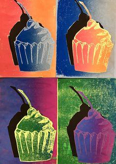 Middle School Art Projects, Art Projects For Teens, Pop Art, 7th Grade Art, 3rd Grade Art Lesson, Color Art Lessons, Elementary Art Lesson Plans, Art Assignments, Art Classroom
