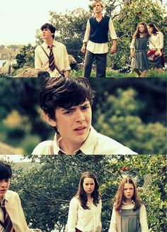 The Chronicles of Narnia: Prince Caspian.