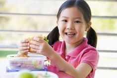 Tips voor een gezonde lunch mee naar school