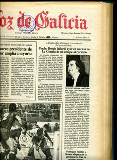 Pucho Boedo - 27 de xaneiro de 1986 Event Ticket