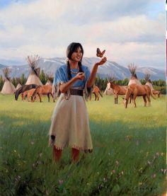 Native American legend