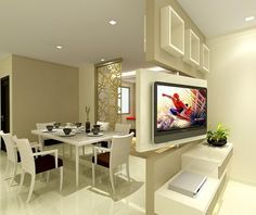 Rotating Tv Cabinets And Bespoke Tv Stands From Couture