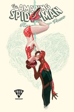The Amazing Spider-Man: Renew Your Vows Fried Pie Variant