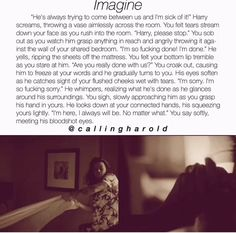 one direction imagine, imagine harry styles, and harry styles imagine Bild One Direction Interviews, One Direction Facts, One Direction Imagines, One Direction Videos, One Direction Pictures, Harry Styles Images, Harry Styles Cute, Harry Imagines, Edward Styles