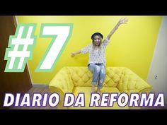 DIARIO DA REFORMA #7 : OS MOVEIS CHEGARAM