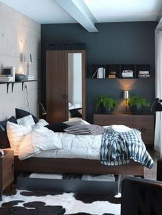 Superbe Small Space Bedroom Interior Design Ideas   Interior Design   Small Spaced  Apartments Often Have Small Rooms. If You Have A Small Bedroom And You  Donu0027t Know ...