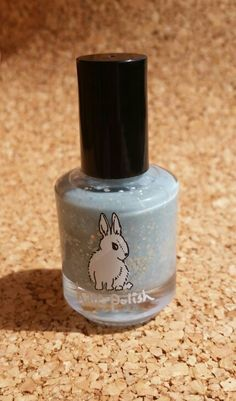 Hare Polish Wrapped In Plastic $8 (swatched 1x, buyer covers shipping & pp fees)