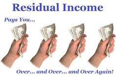 How Residual Income Model Formulas Benefit Your Business  Taking the lessons you learn through residual income model formulas and putting them to good use can allow you to make a fine profit from the comfort of your home  Read the post on my blog ---> http://claudetoussaint.com/residual-income-model