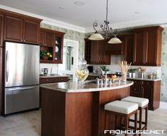 Small L-shaped Kitchen | Maximum of convenience