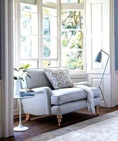 Wohnzimmer Mit Erkerfenster