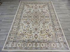 Embossed Traditional Design Turkish Rug Size: 160 x 230cm