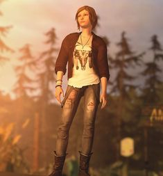 Life Is Strange: Before the Storm - Classic Chloe