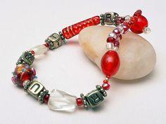 Red Bangles Bracelet - Sedona, AZ