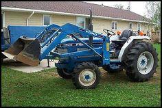 Afbeeldingsresultaat voor ford 2200 tractor
