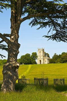 England Travel Inspiration - St Mary Magdalene's Church is a redundant Anglican church in the grounds of Croome Court, Worcestershire England Ireland, England And Scotland, England Uk, Cb 300, English Country Cottages, English Manor, St Mary Magdalene Church, Living In England, British Countryside