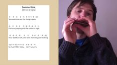 Summertime harmonica lesson on C harmonica (minor blues in position) Harmonica Lessons, Jazz Songs, Classic Blues, House Of The Rising Sun, Woman Singing, Vocal Coach, Writing Poetry, Take Me Home, Sheet Music