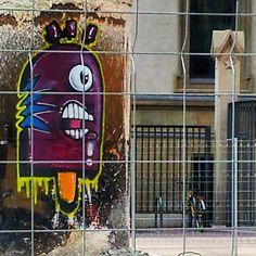 @konair #konair #barnart#stree2lab #dsb_graff #urbangraffitisbcn #rsa_graffiti#tv_streetart #splendid_urban#urbanromantix  #ig_barcelona #catalunyalliure #arteenlascalles #arteurbano #arteurbanobarcelona##dopeshotbro #vimural #arteenlascalles #artalcarrer  #tv_streetlife #digerible by fans_del_arte_urbano