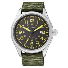 Citizen Uhr Nr. BM6831-16E. Machen Sie ein unvergessliches Geschenk und schenken Sie diese Uhr mit einer persönlichen Gravur.