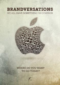 Brandversation:  When Corporate Logos Meet SUPER COOL