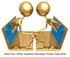 10 Tools To Engage Students In Academic Discussion Forums ... Digital Citizenship Series