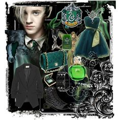 polyvore prom with draco | fashion look from July 2009 featuring Elizabeth and James blazers ...