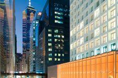 #Mandarin Oriental Hotel Group's The Landmark hotel, #HongKong