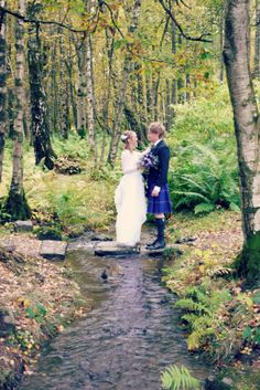 Beautiful photos in the magical woods of Comrie Croft