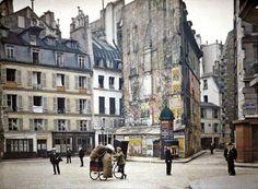 Paris fait incontestablement partie des plus belles capitales du monde. Et beaucoup estiment que l'âge d'or de cette ville se situait lors de la Belle Époque, au début du XXè s...
