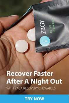 Enjoy a few cocktails, extensive travel or a tough workout without paying the price later! This all-natural supplement blends herbs, antioxidants & electrolytes to accelerate your recovery—so you can be at the top of your game the next day.