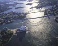 Sydney Harbour www.pinterest.com/wholoves/Sydney #sydney #australia