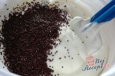 JAMAJKA řezy - fotopostup | NejRecept.cz Pudding, Desserts, Food, Tailgate Desserts, Meal, Dessert, Eten, Puddings, Meals