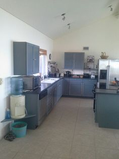 Bonefish Lodge kitchen