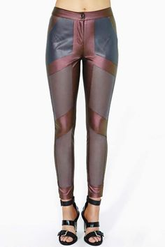 Nasty Gal Collection Hover Skinny Pant