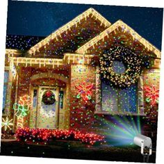 number 1 laser lights projection christmas lights moving laser fda approved star light decorations