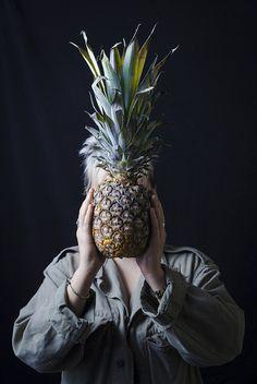 Chloée Pineapple - Portraits | par Remy Carteret