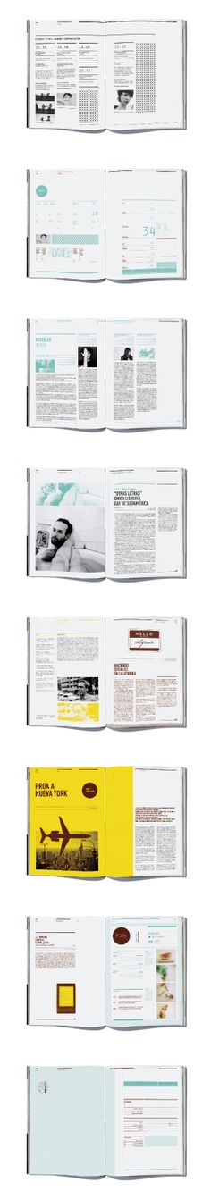 Dale magazine by xoana herrera