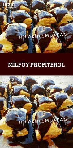 Milföy Profiterol