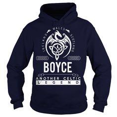 Boyce Celtic T-Shirt