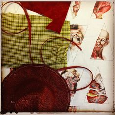 Work in progress: New fabrics & #StrawHat shapes & pony skin pouches & #Anatomical suit linings & shirts for #EnglishEccentricity .. #MrGraceHughes #Creative #Stylist #Designer #Maker #Tailor #Milliner #Dandy #Chap #AntiBrand #Punkature #Fashion #Style #FashionDesigner #Couture #Eccentric #Hat #SS17 #MadeInEngland #Shoreditch #Hoxton #London ..