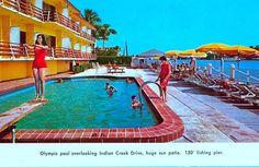 Oasis Motel - Miami Beach, Florida.