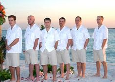 Florida Barefoot Beach Weddings … | Rustic Country Weddings ...