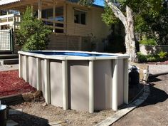 Salt Lap Pools   Affordable Pools   Australian Above Ground Pools For Sale