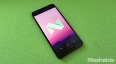 How to install Android 7.0 Nougat on your Nexus phone or tablet -> http://mashable.com/2016/08/24/how-to-install-android-nougat-on-nexus-phones-tablets/   Android 7.0 Nougat has arrived.  For the most part Nougat's noteworthy features are under-the-hood changes like the better Doze battery and data saver split-screen mode and a whole bunch of new emoji.  Nougat isn't a top-down revamp but it's still a worthy update for the nut- and bolt-tightening and security updates that'll protect your…